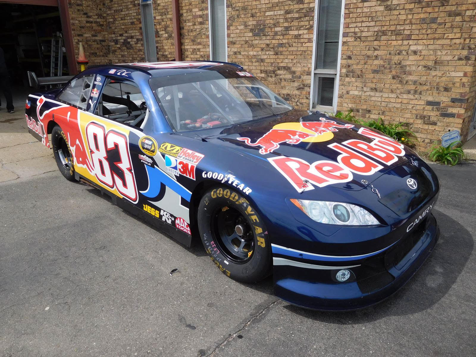 This Authentic NASCAR Stock Car Is A $35 000 Bargain CarBuzz