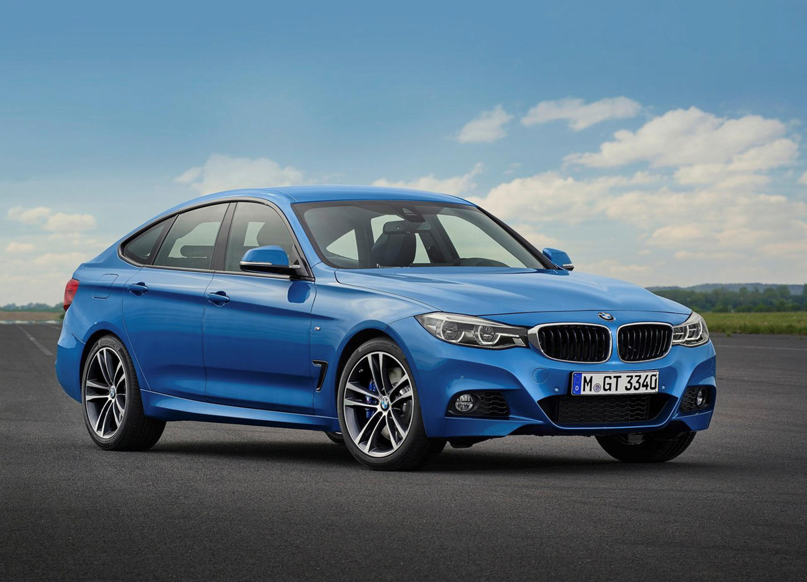 BMW Series Gran Turismo Review Trims Specs And Price - Bmw 3 series gt price