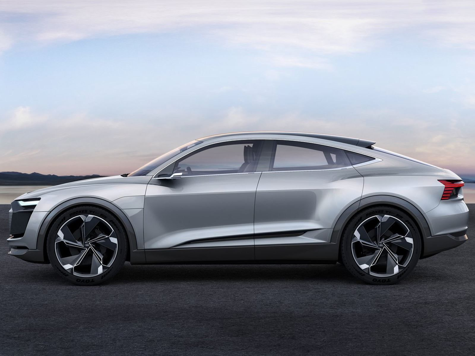 Audi Will Launch A Slick E Tron Gt Four Door Coupe In 2022 Carbuzz