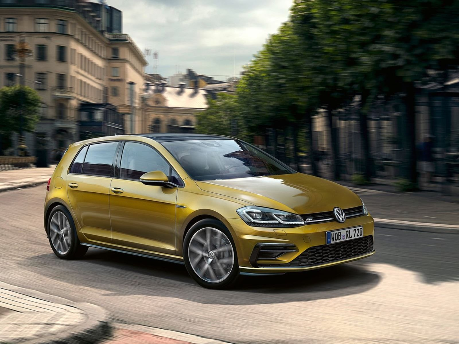 2019 Volkswagen Golf >> The 2019 Volkswagen Golf Will Gain Power And A New Aerodynamic Body