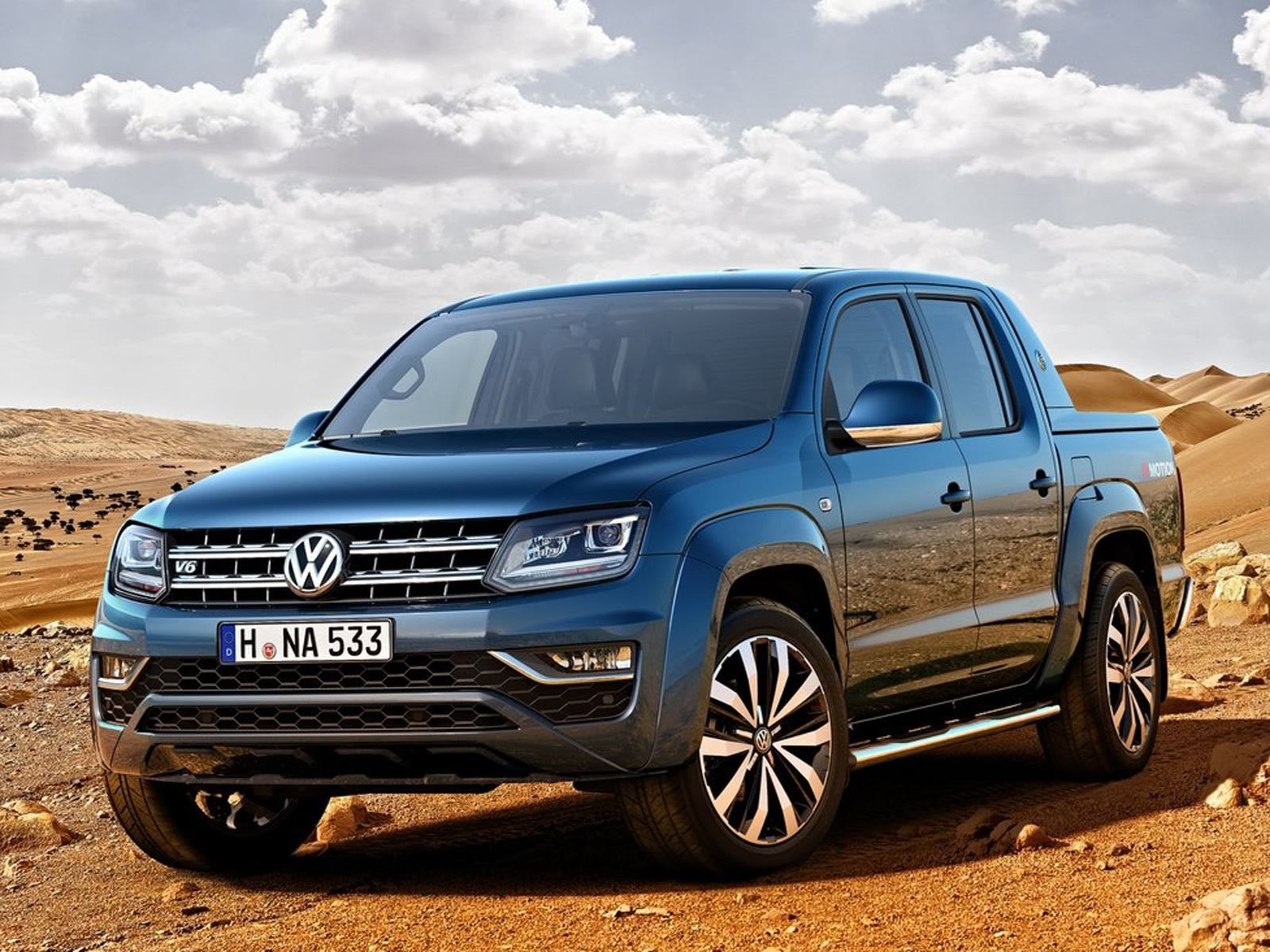 Is The Volkswagen Amarok Set To Come To The Us Carbuzz