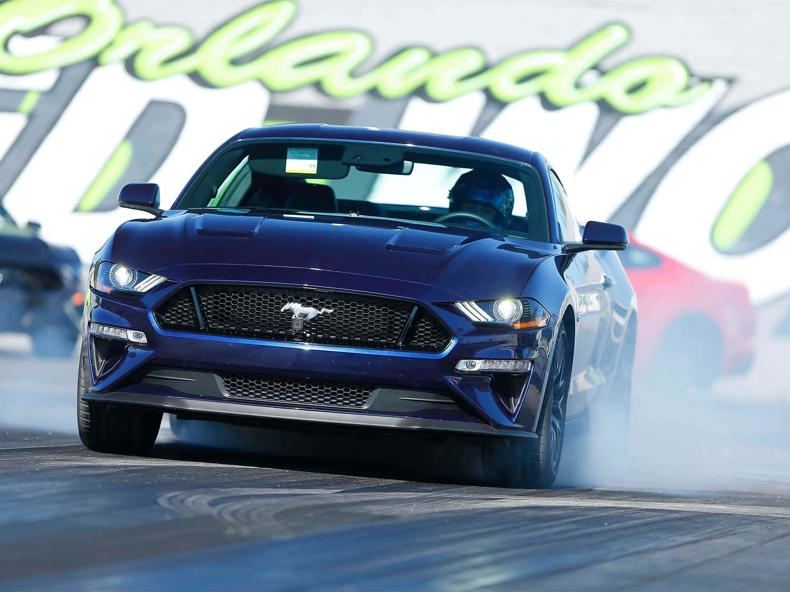 How Fast Can The 2018 Ford Mustang GT Do The Quarter Mile? - CarBuzz