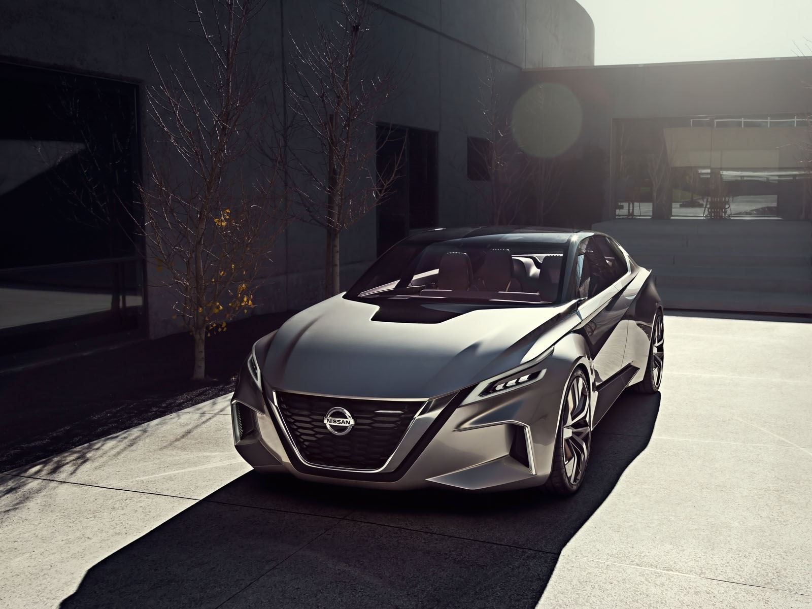 New Nissan Altima >> All New Nissan Altima Set For New York Debut Carbuzz