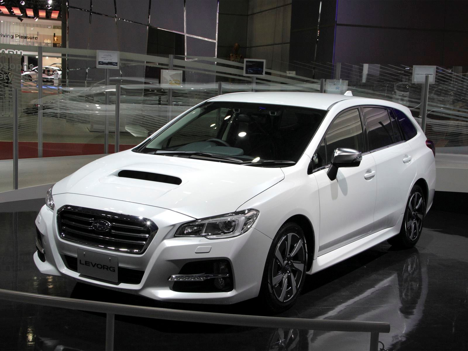 Subaru Levorg Another Wagon About To Bite The Dust Carbuzz