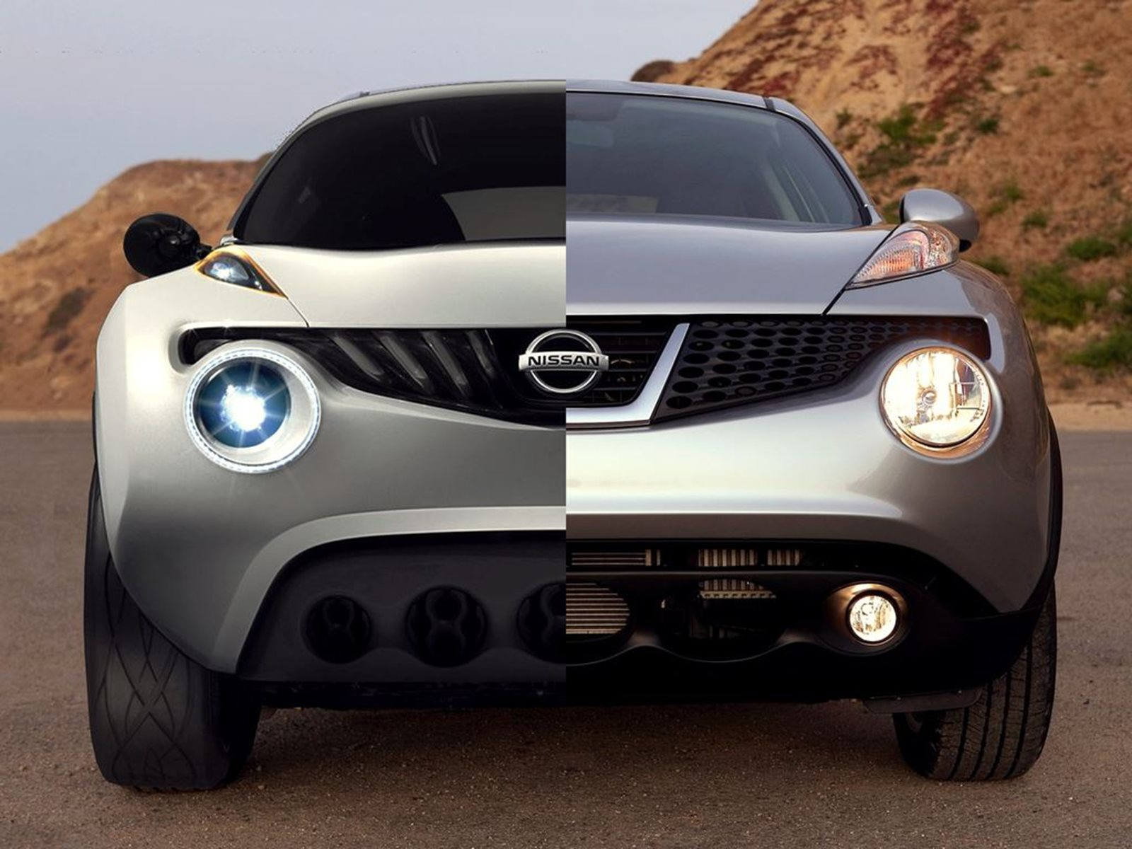 From Concept To Production: 2017 Nissan Juke - CarBuzz