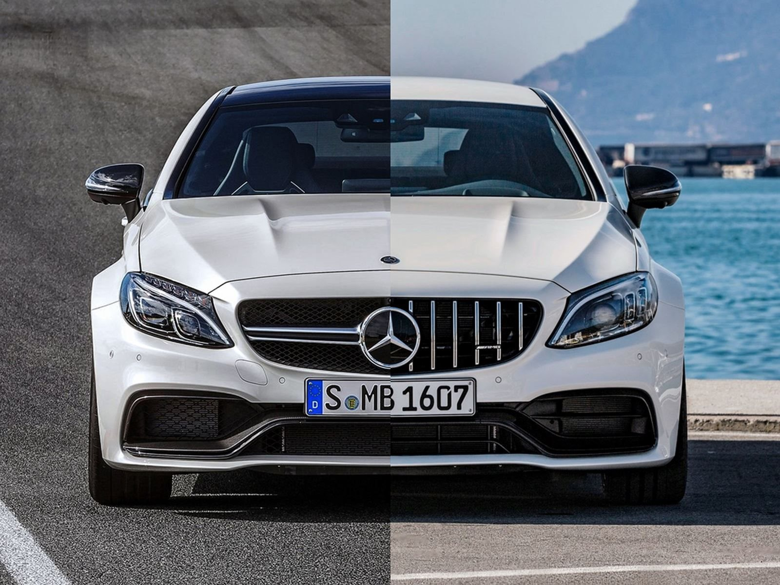 S Class Coupe >> 2018 Vs. 2019 Mercedes-AMG C63: Here's What's New - CarBuzz