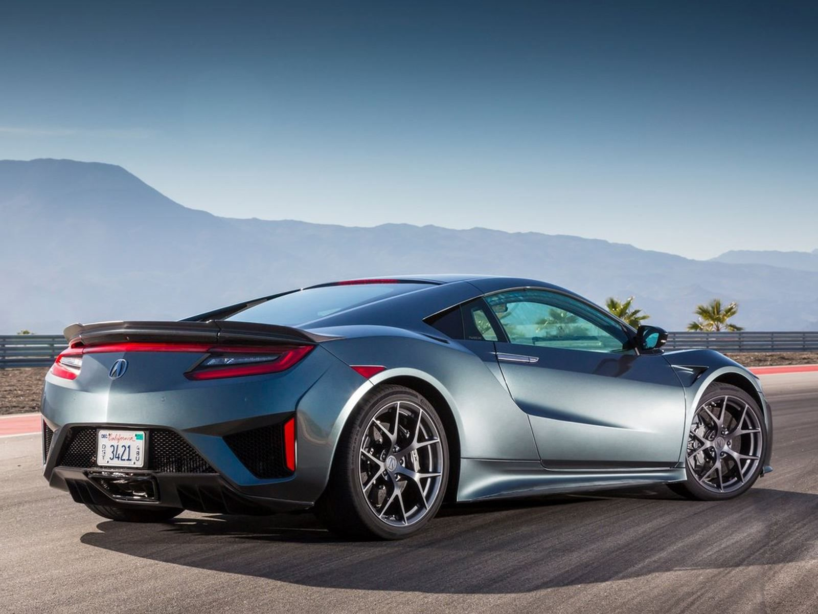 Will The Acura NSX Roadster Debut Later This Year? - CarBuzz