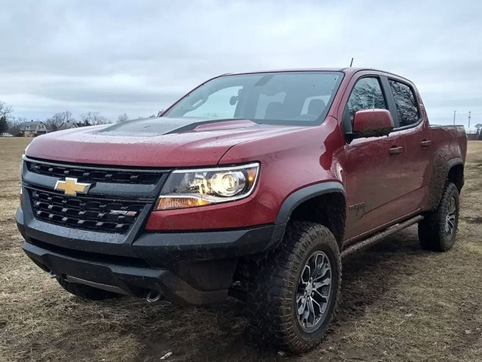 Is The Chevy Colorado ZR2 Preparing To Battle The Ford Ranger Raptor