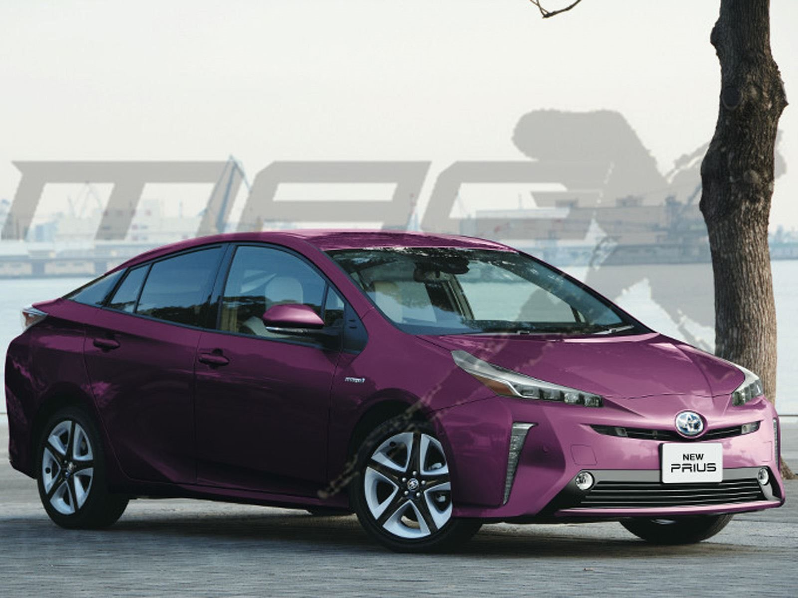 Toyota To Make Prius A Little Less Ugly Next Year Carbuzz