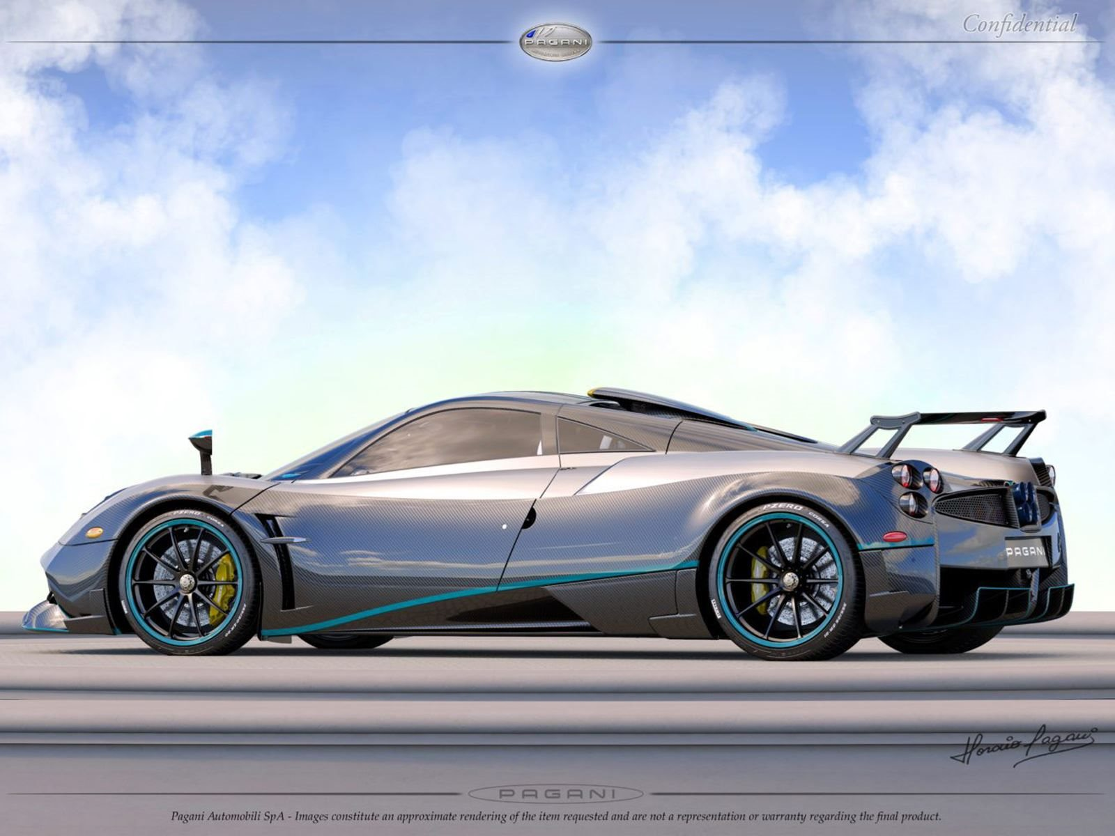The Final Pagani Huayra Coupe Will Be Called \'Il Ultimo\' - CarBuzz