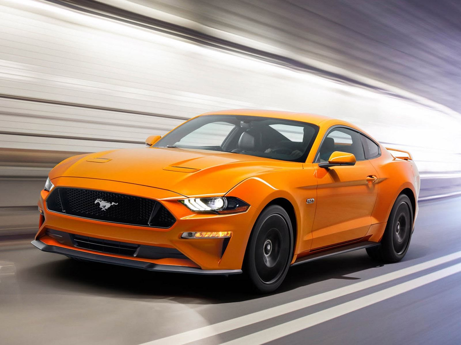 Next-Gen Ford Mustang Could Have All-Wheel Drive And Electric Power