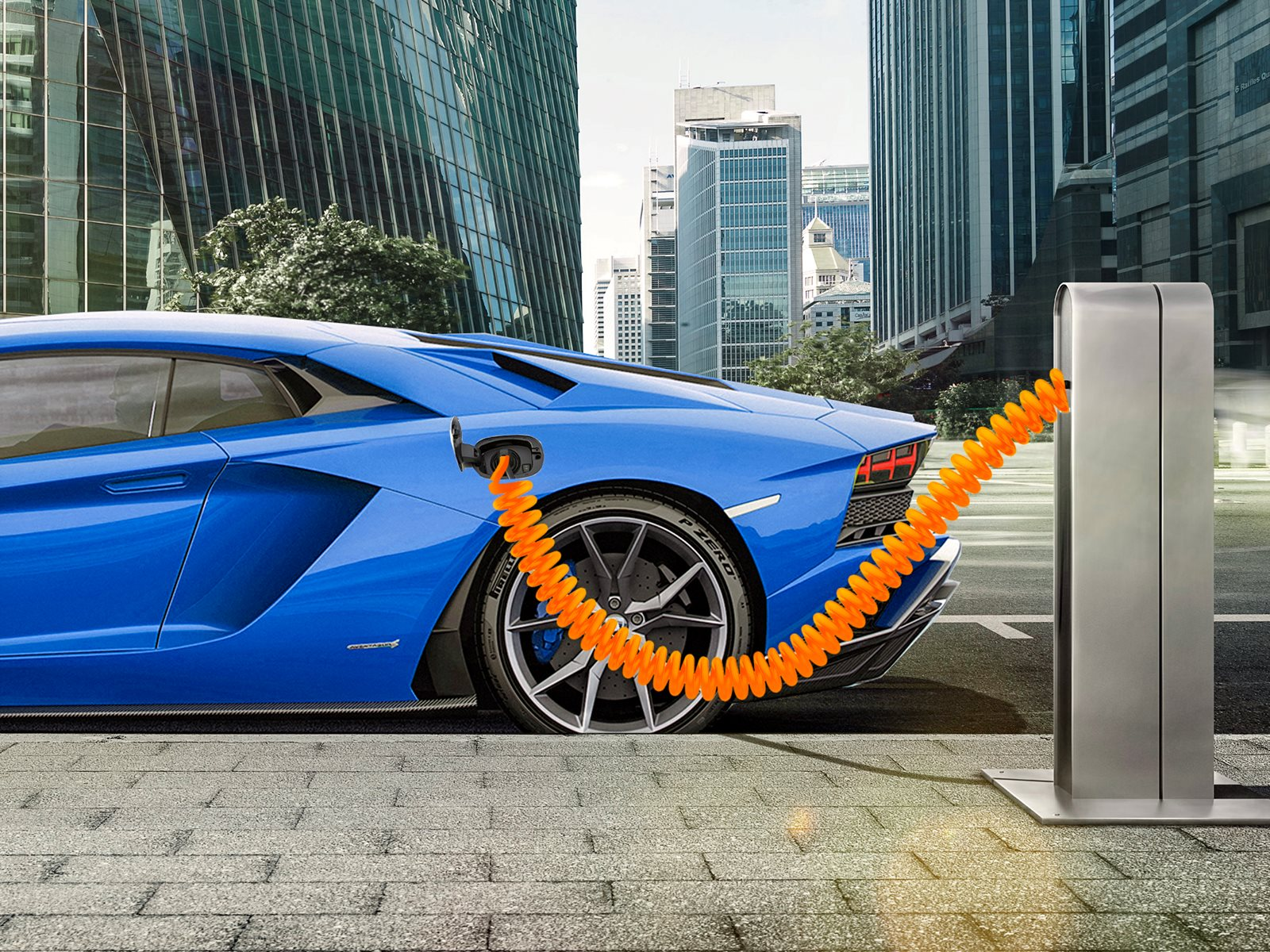 lamborghini aventador and huracan successors will be plug-in hybrids