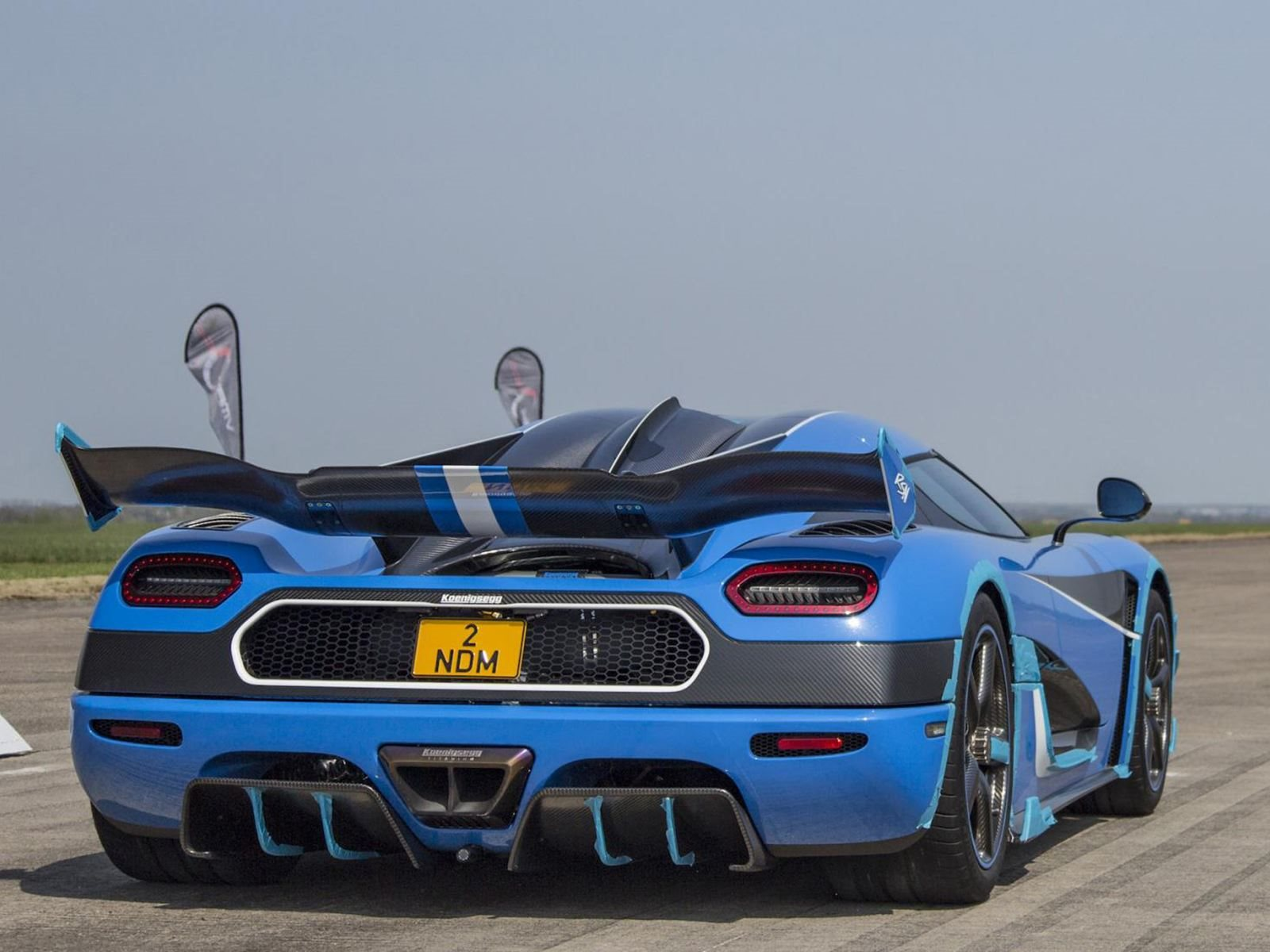 2018 Koenigsegg Agera >> Koenigsegg Agera RS Sets Yet Another Top Speed Record - CarBuzz