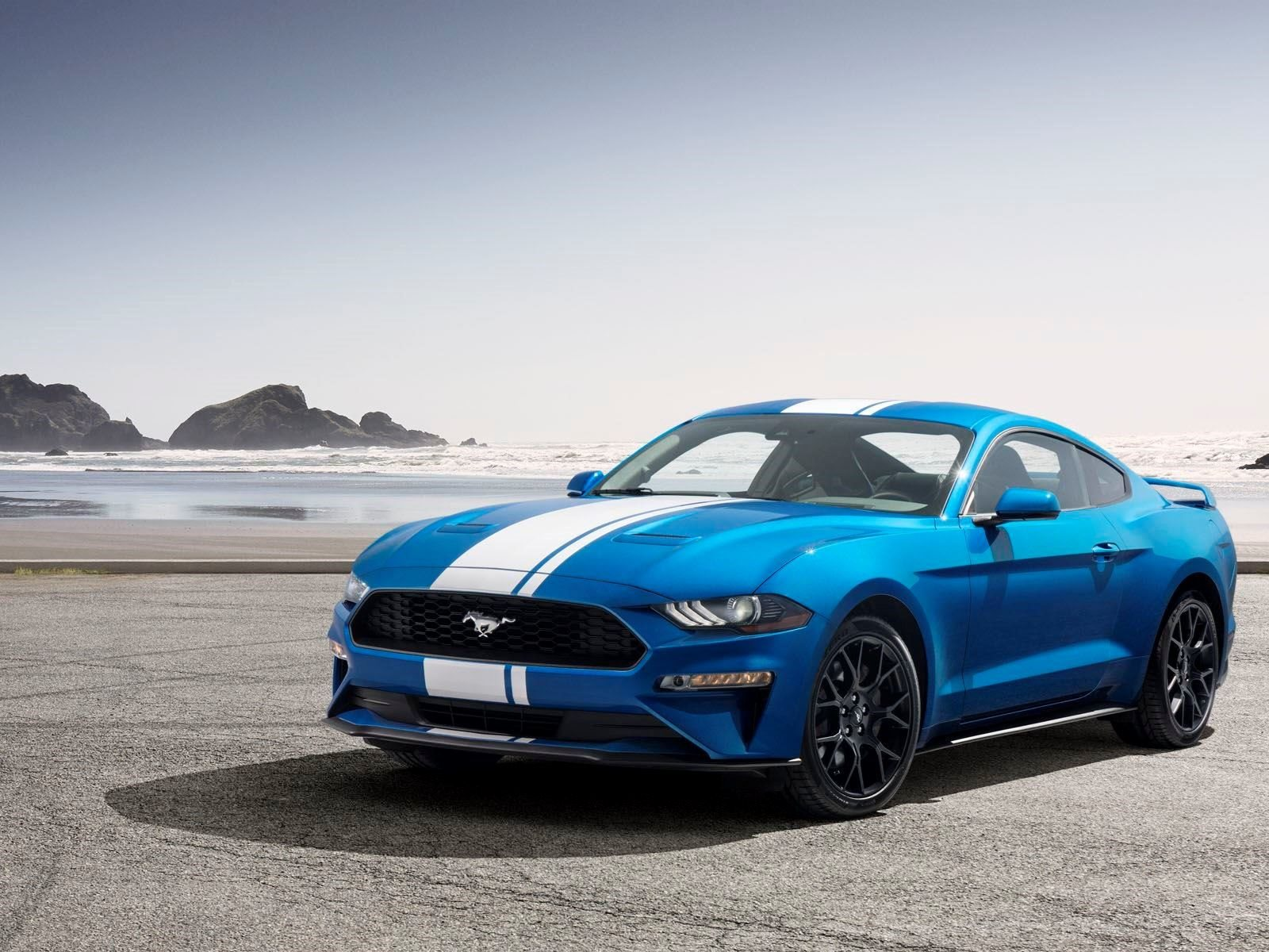 Ford Mustang Is Going Electric