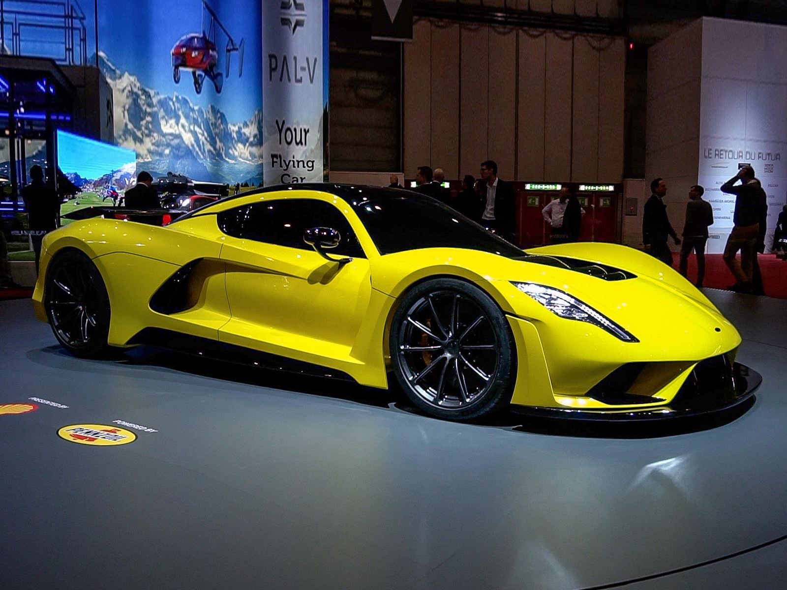 19 Venom F5