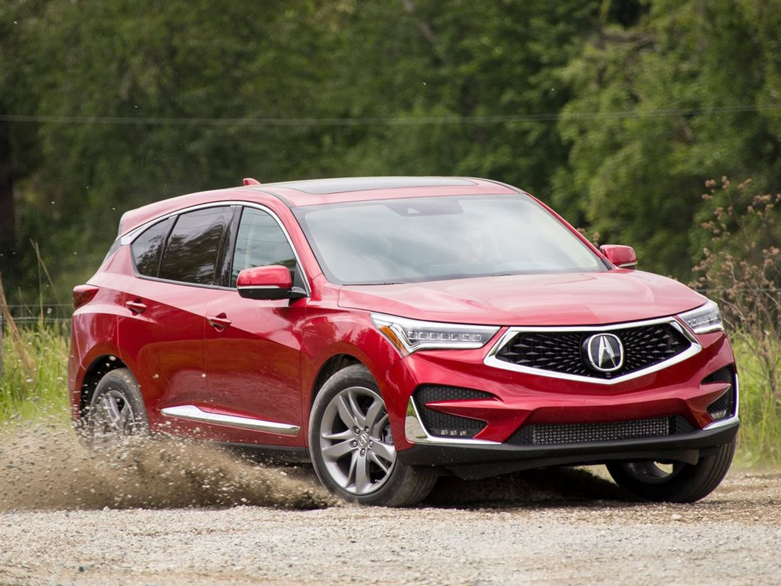The New Acura RDX Costs How Much To Lease CarBuzz - Acura rdx lease prices paid