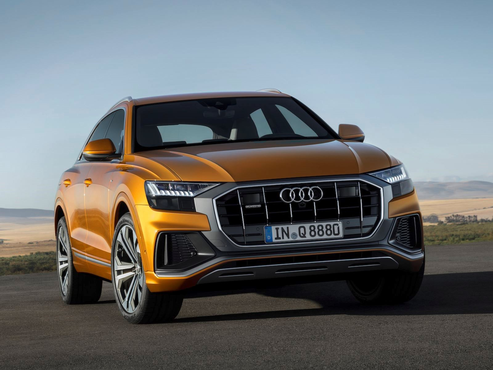 The Q8 Is Just The Start Audi s Ambitious SUV slaught CarBuzz