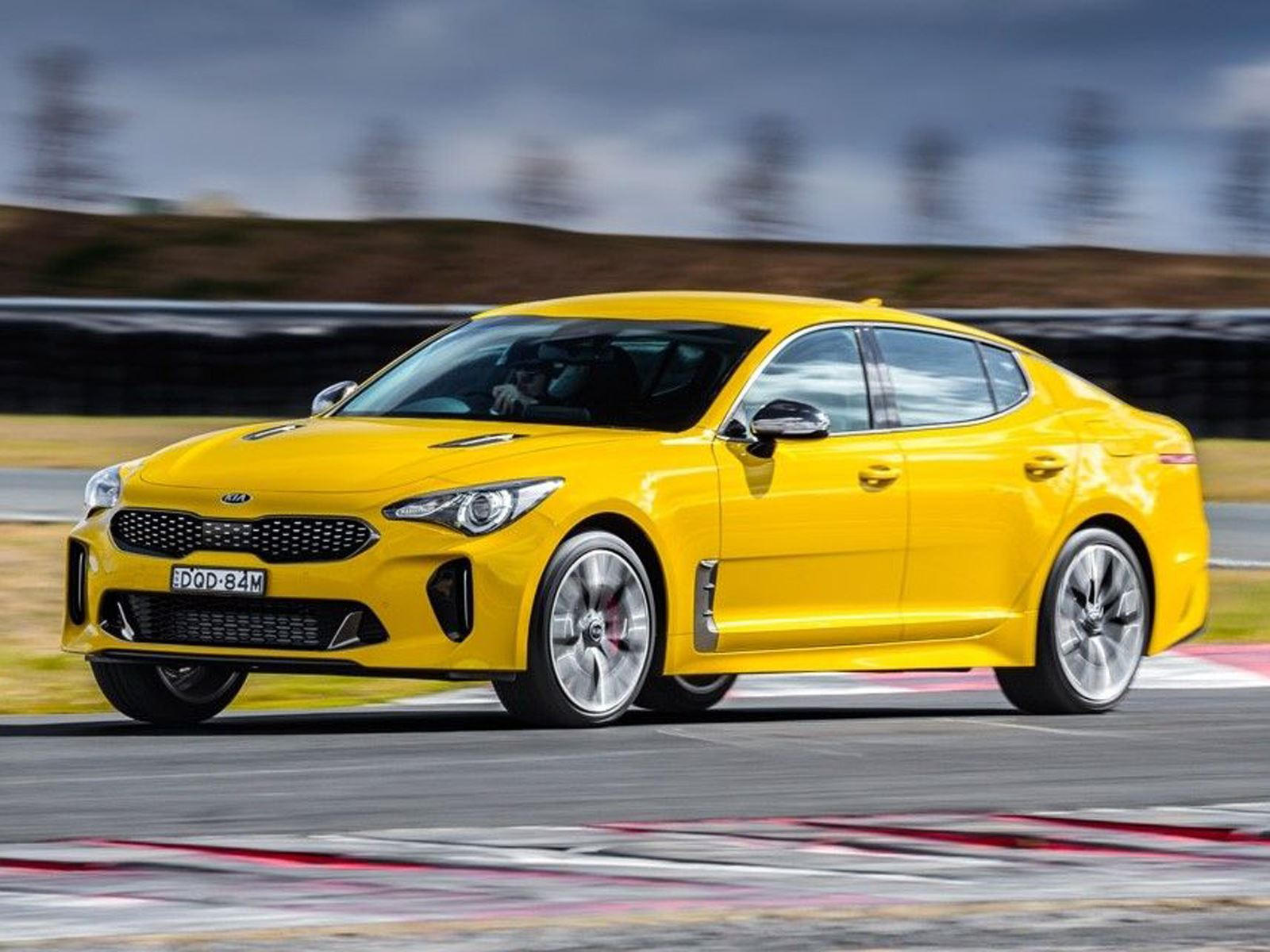 Kia Will Respray All Sunset Yellow Stingers Because Of Defective Motors Recalls Paint Carbuzz