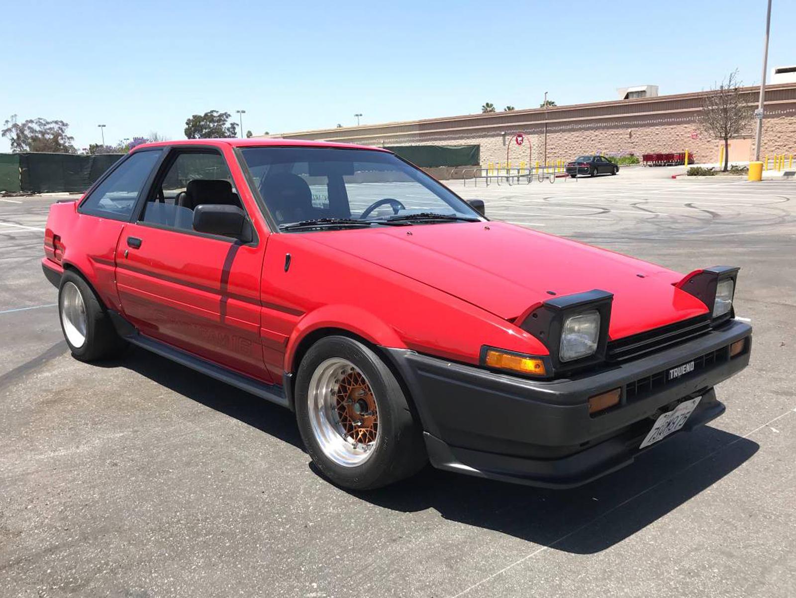 Toyota ae86 craigslist