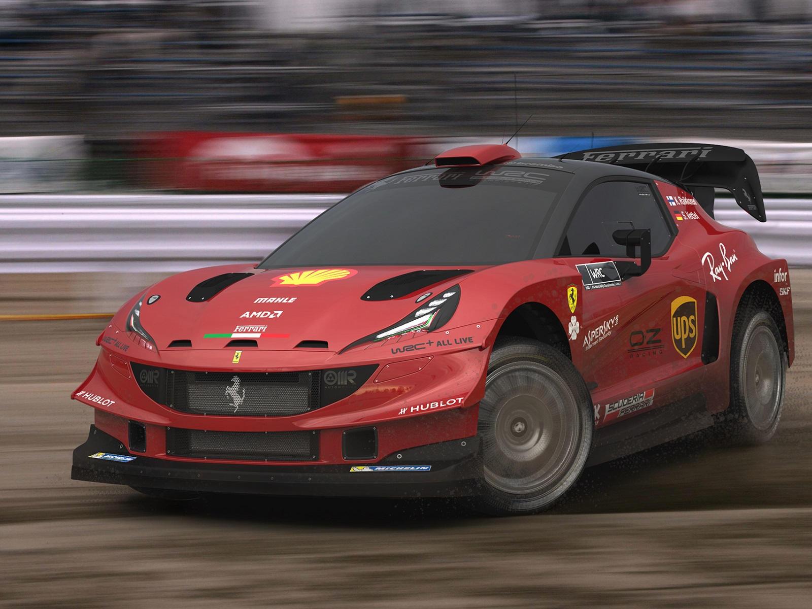 How Ferrari Rally 21