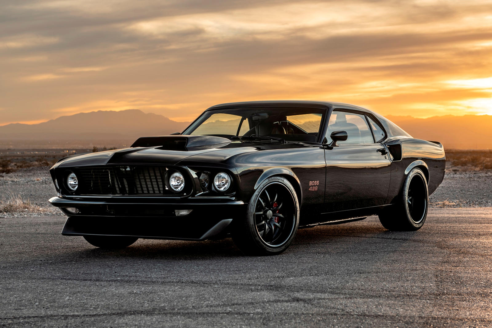 Ford Mustang Boss 429 : ford mustang boss 429 is back in production with 815 hp ~ Dallasstarsshop.com Idées de Décoration