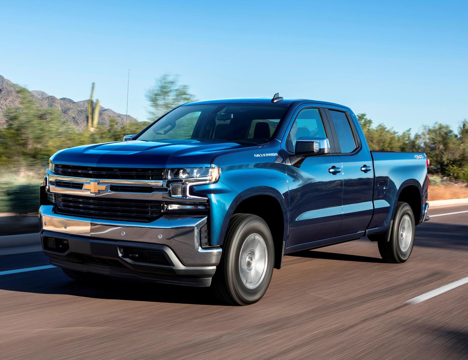 Chevrolet s Four Cylinder Silverado Engine Has Better Fuel Economy