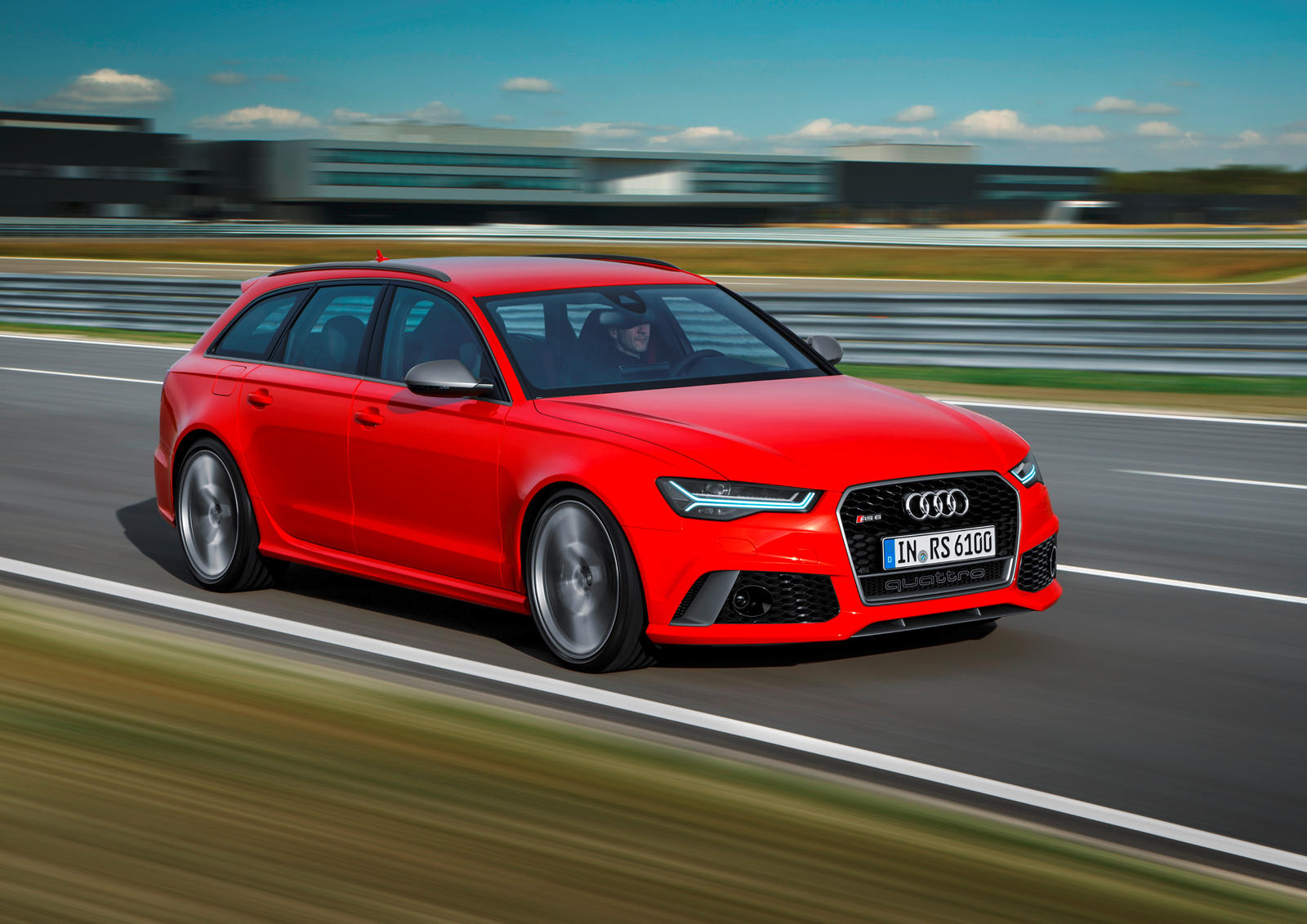 Exclusive Audi Will Bring The A6 And Rs6 Avant To The Us Carbuzz