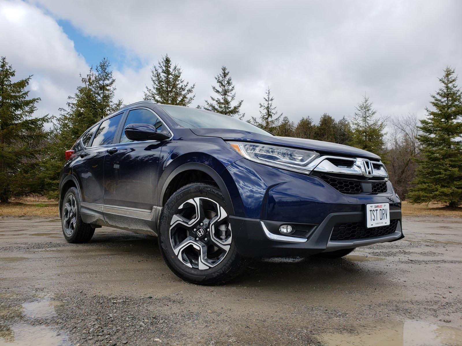 2019 Honda CR-V Test Drive Review: Still The Top Dog?