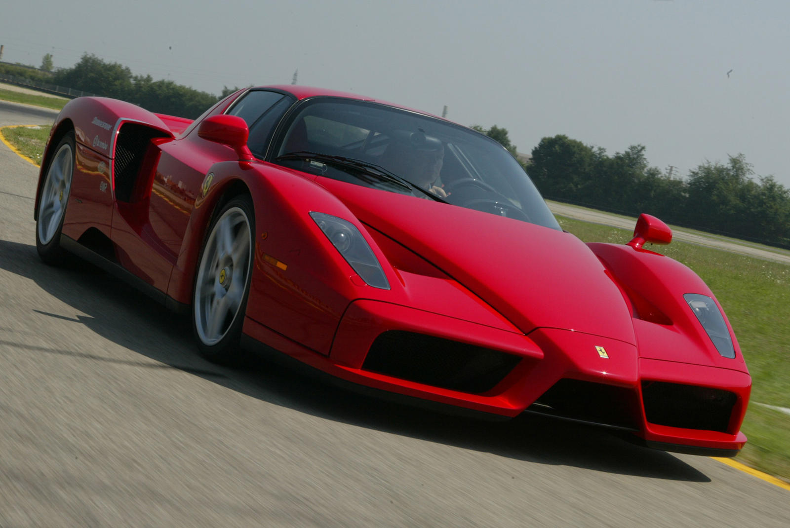 Don't Worry Enzo Owners, Ferrari Has You Covered