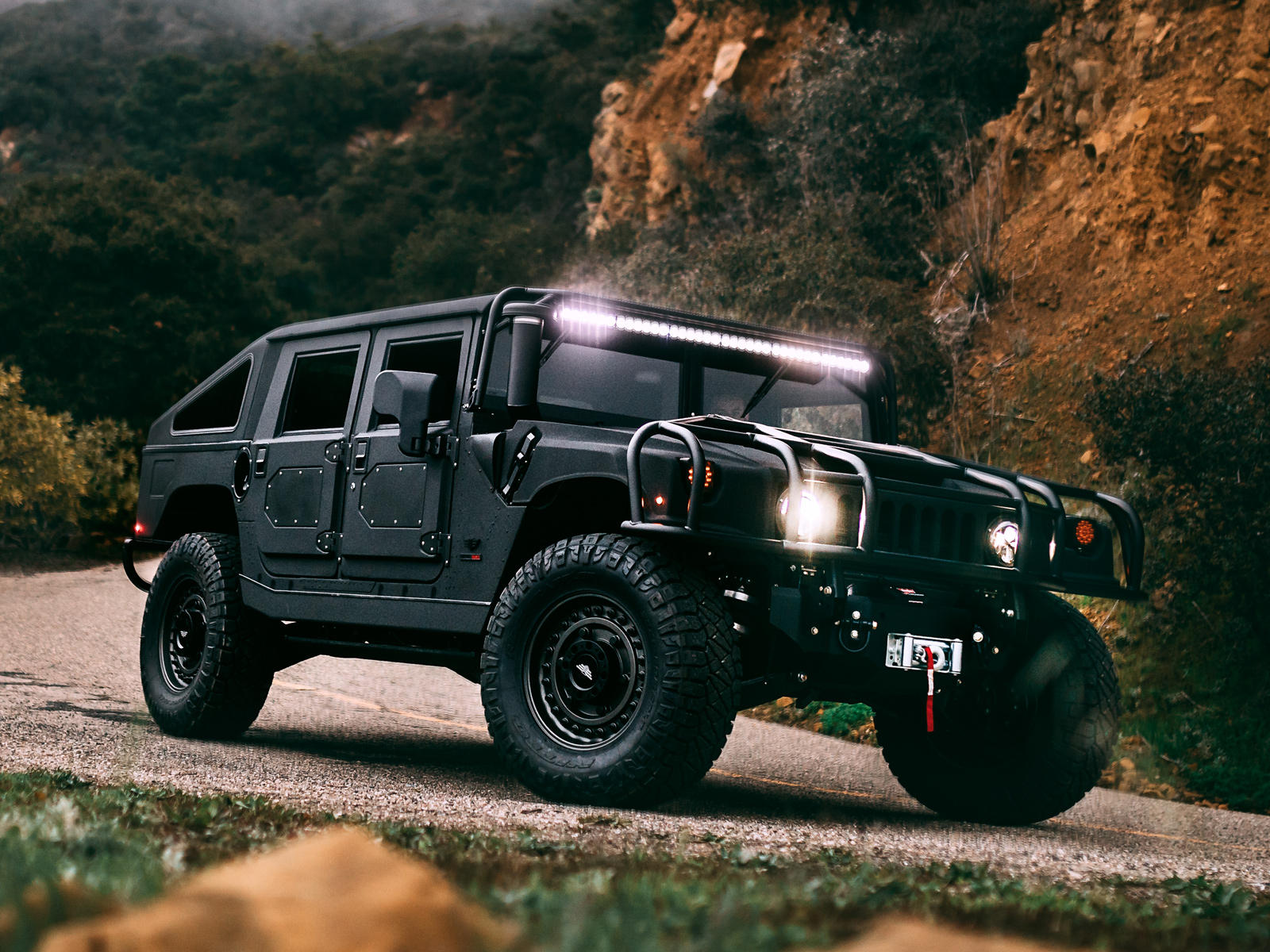 Reborn Hummer H1 Is So Much Better Than The Original