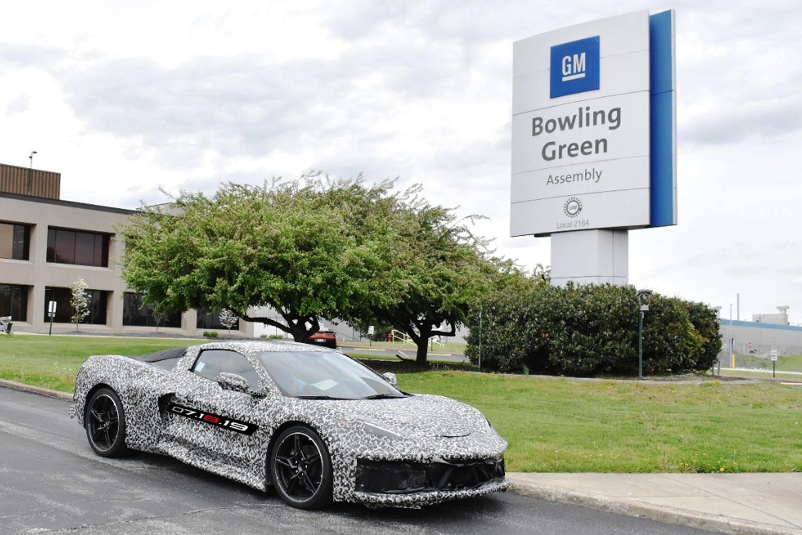 Chevy Already Needs Help To Keep Up With Demand For The New Corvette