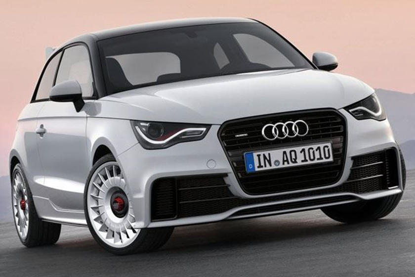 Audi RS1 is Apparently in the Works - CarBuzz