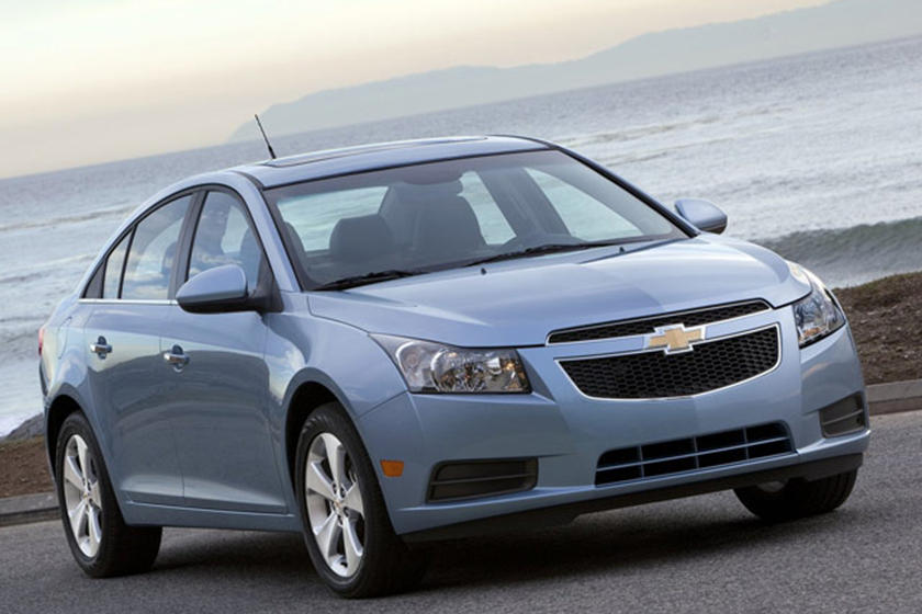 Rumor: 2013 Chevrolet Cruze Diesel To Get 50 MPG   CarBuzz