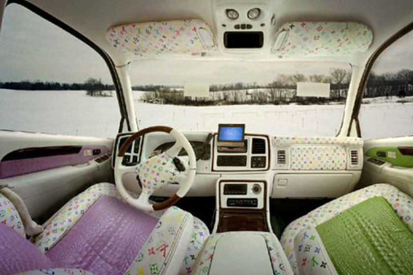 Exceptional Burberry And Louis Vuitton Interiors: Fail   CarBuzz Awesome Ideas