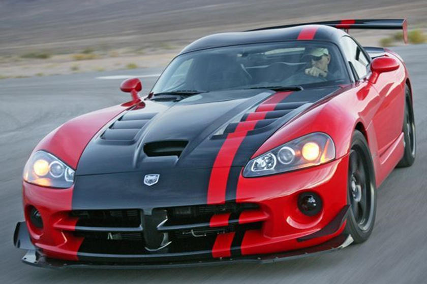 Can You Guess How Much A Dodge Viper Costs In China?