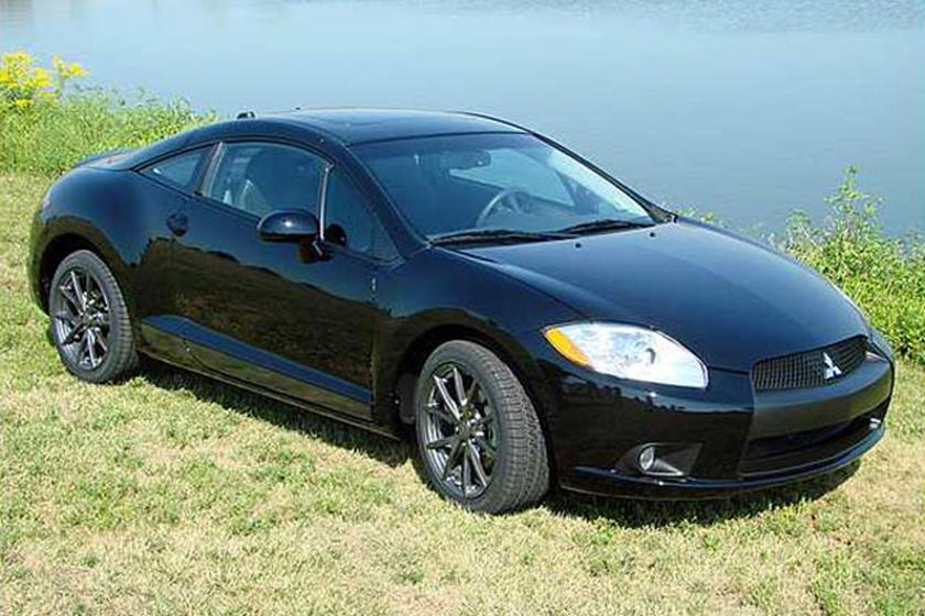 The Final Eclipse: Mitsubishi Eclipse Gets Auctioned Off For Good Cause    CarBuzz