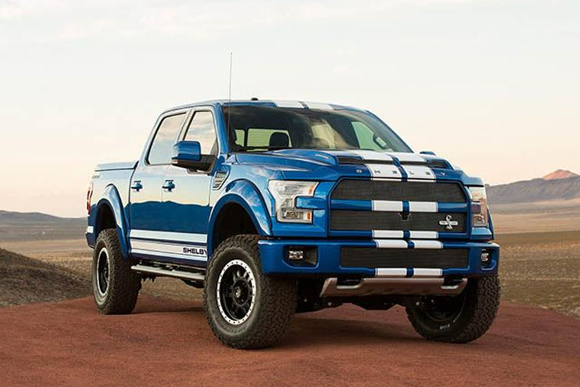 This Shelby F-150 Will Make You Forget About The Upcoming Raptor ...