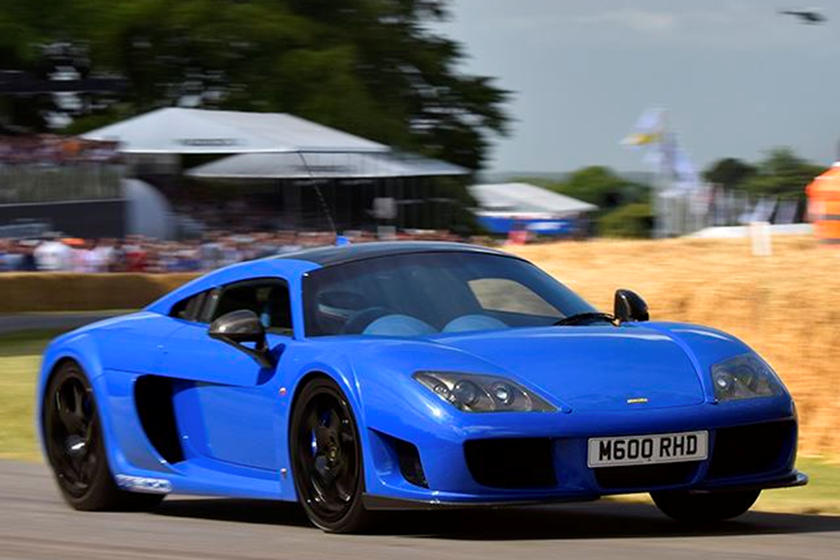 Great British Cars That America Missed Out On: Noble M600 - CarBuzz