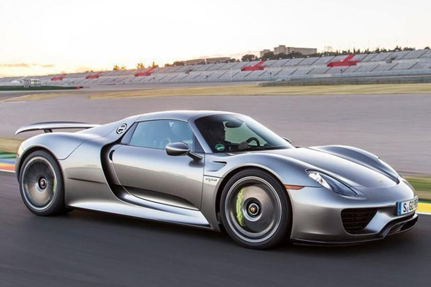 Worried About Hybrid Porsches? Here's Why You Shouldn't Be