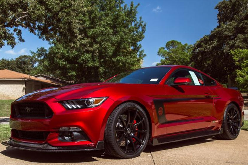 Is This 804 HP Hennessey Mustang Worth The Supercar Price? - CarBuzz