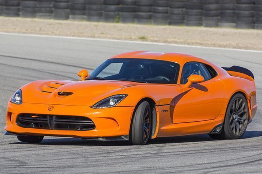 Is This Dodge Viper Recall The Smallest In Recall History? - CarBuzz