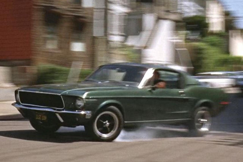 Could This Be The Missing Mustang Steve McQueen Drove In Bullitt ...