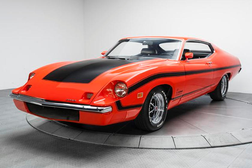 A Ridiculously Rare Ford Torino King Cobra Prototype Is Up For Sale Carbuzz