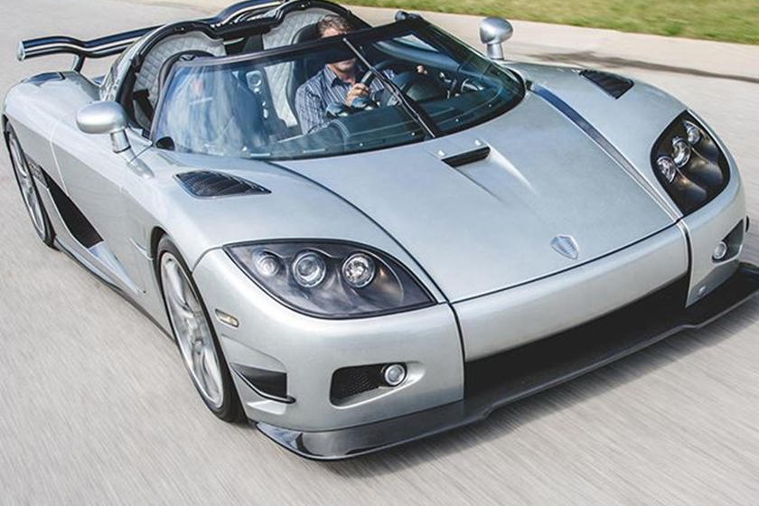 Floyd Mayweather's Koenigsegg CCXR Trevita Is One Of Two In The ...