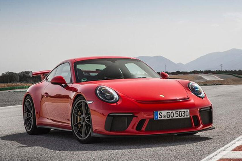 15 Things You Probably Didn't Know About Porsche - CarBuzz on