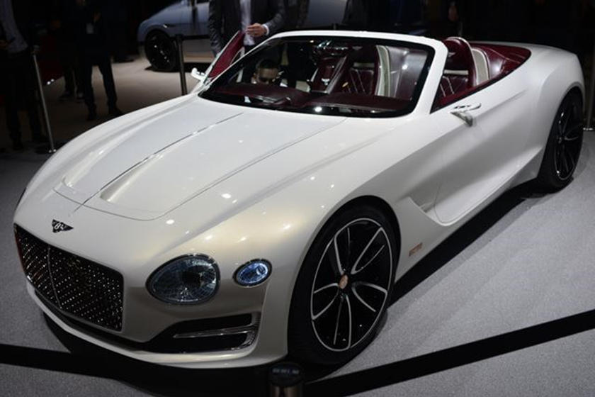 Bentley Chooses To Build EV Sports Car Over Small SUV - CarBuzz