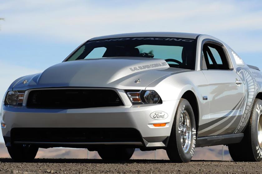 2012 Mustang Cobra Jet Specs Revealed - CarBuzz