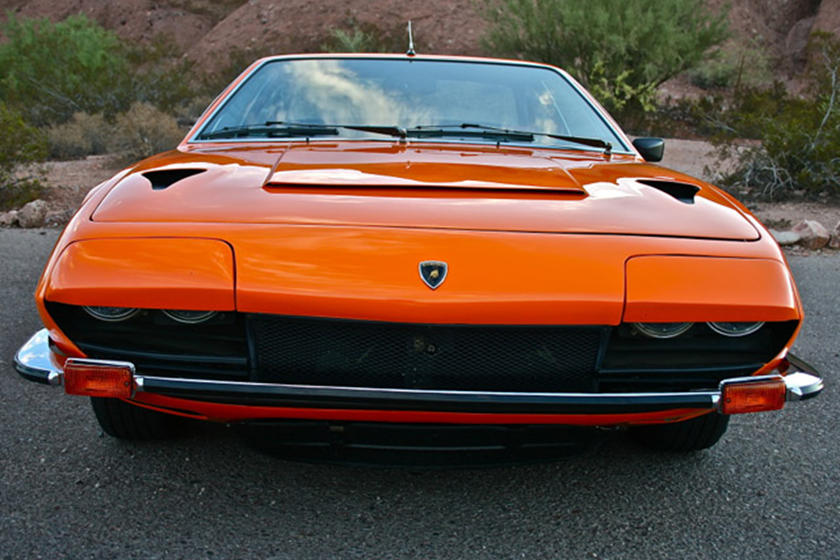 Unique of the Week: 1973 Lamborghini Jarama GTS - CarBuzz