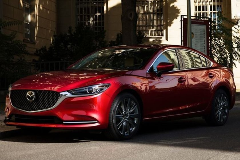 here s why the new mazda6 turbo won t come with a manual carbuzz rh carbuzz com 1991 Toyota MR2 Turbo 300ZX Twin Turbo Engine