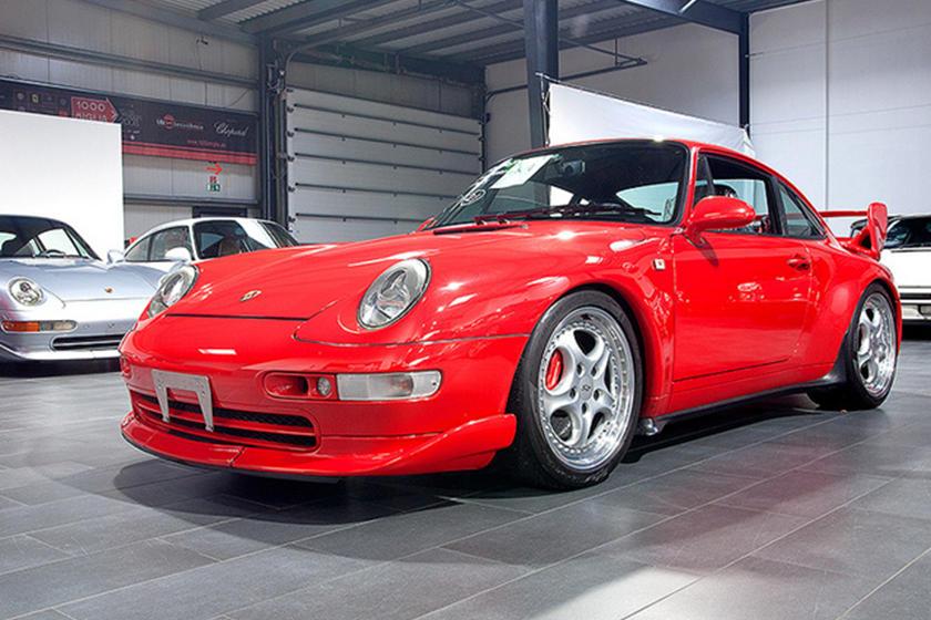 Porsche 911 Evolution Type 993 Carbuzz